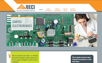 Electronique industrielle