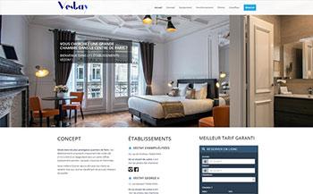 Suites de luxe Paris